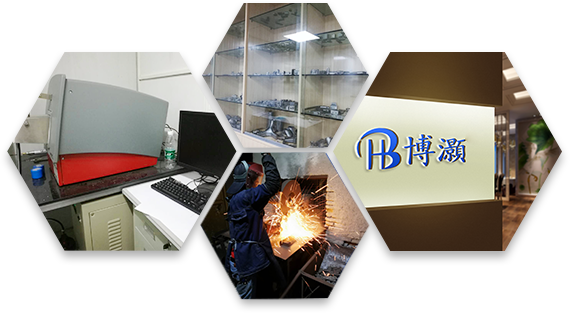 Advanced production equipment, dedicated to high quality hardware accessories